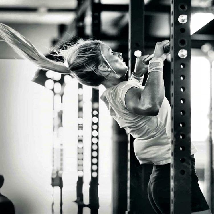 Janika @ CrossFit Pori